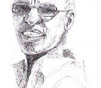 portrait sketch 6