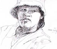 portrait sketch 5