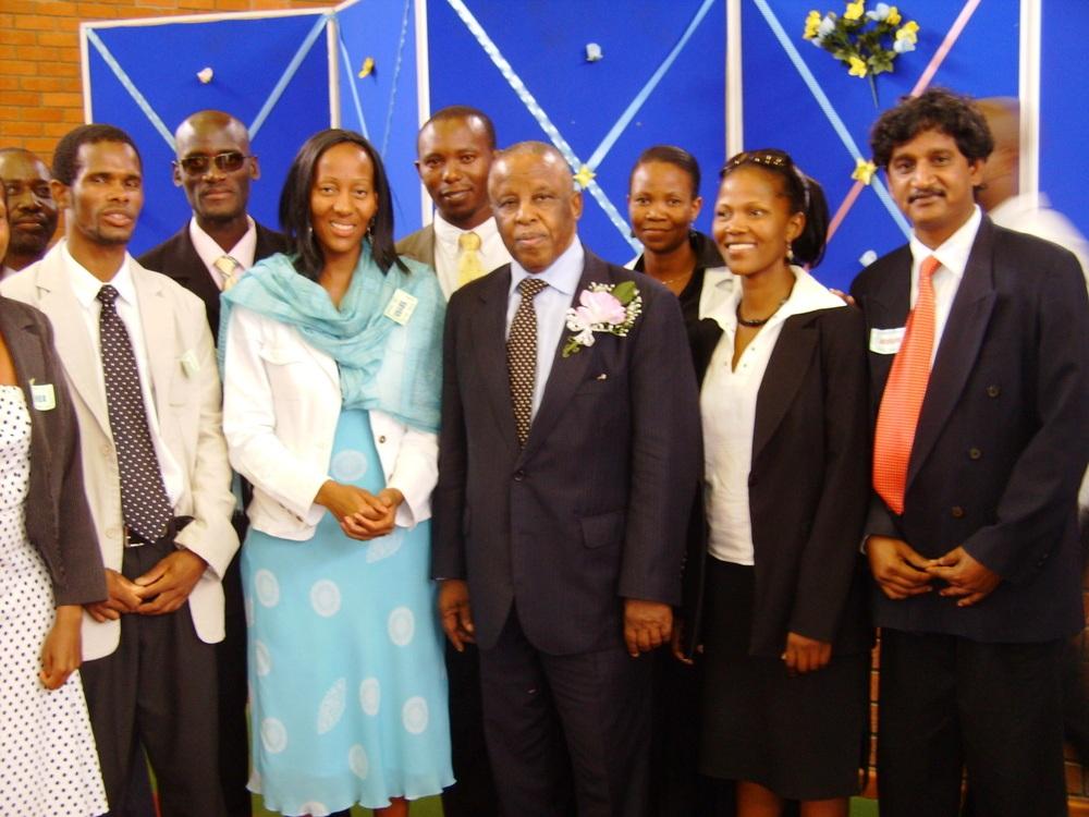 Botswana President