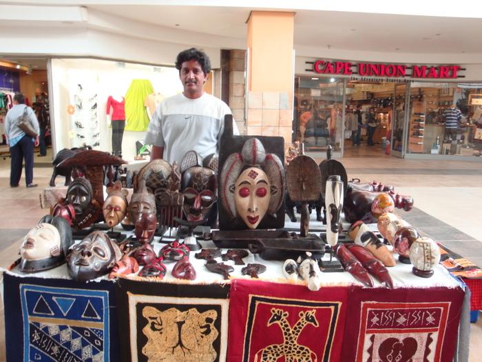 Gaborone crafts
