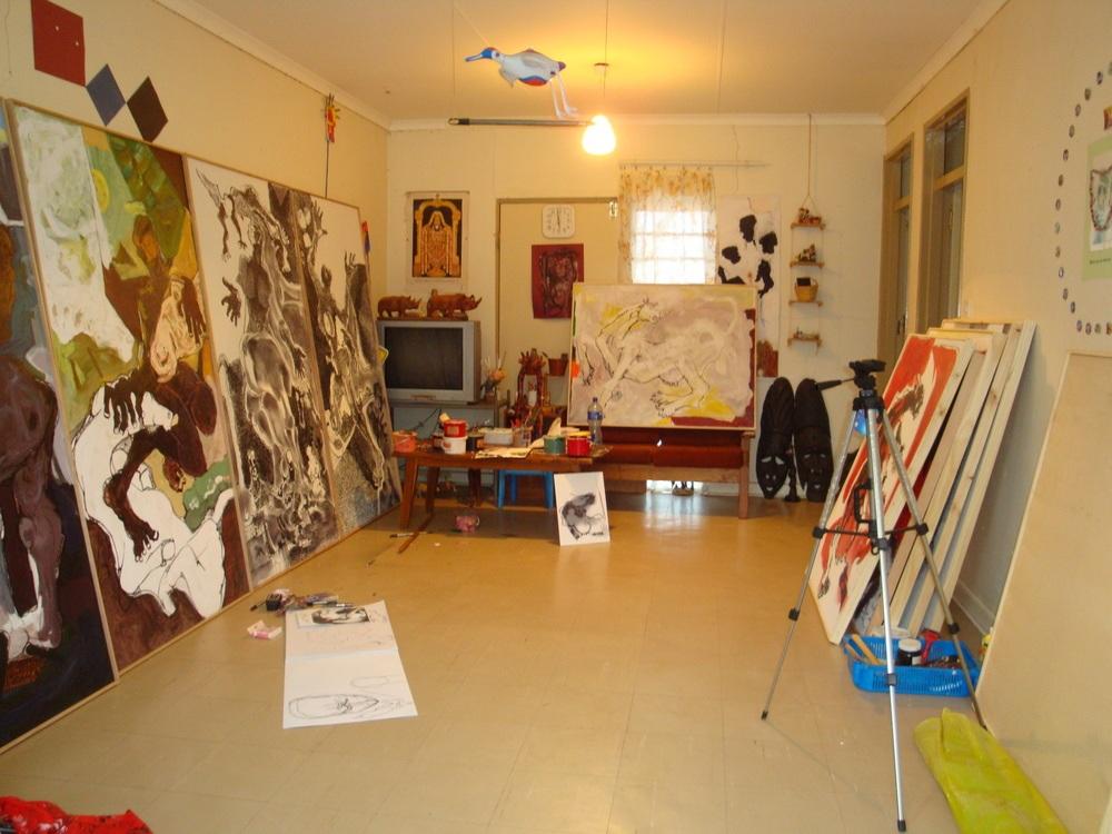 Botswana studio