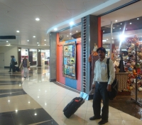Johansburg airport